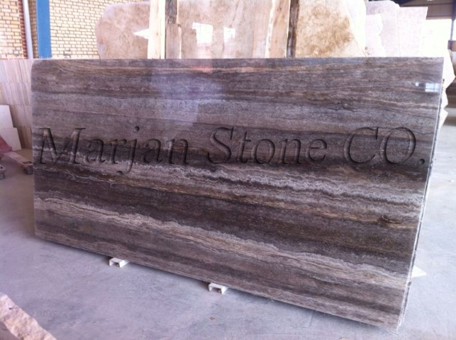 Iran Titanium Travertine