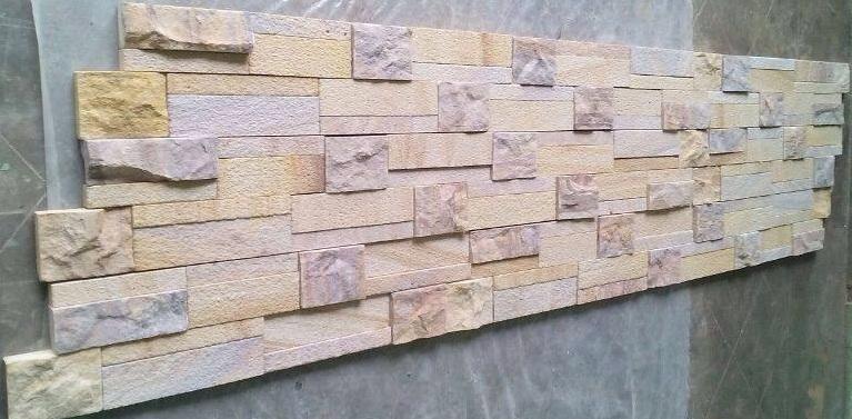 Sandstone wall ledegr
