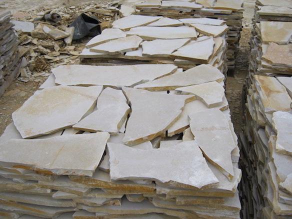 Solnhofen Limestone irregular Flagstone