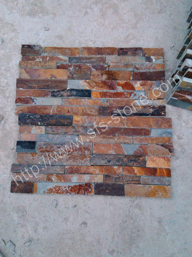 Natural Slate Culture Stone