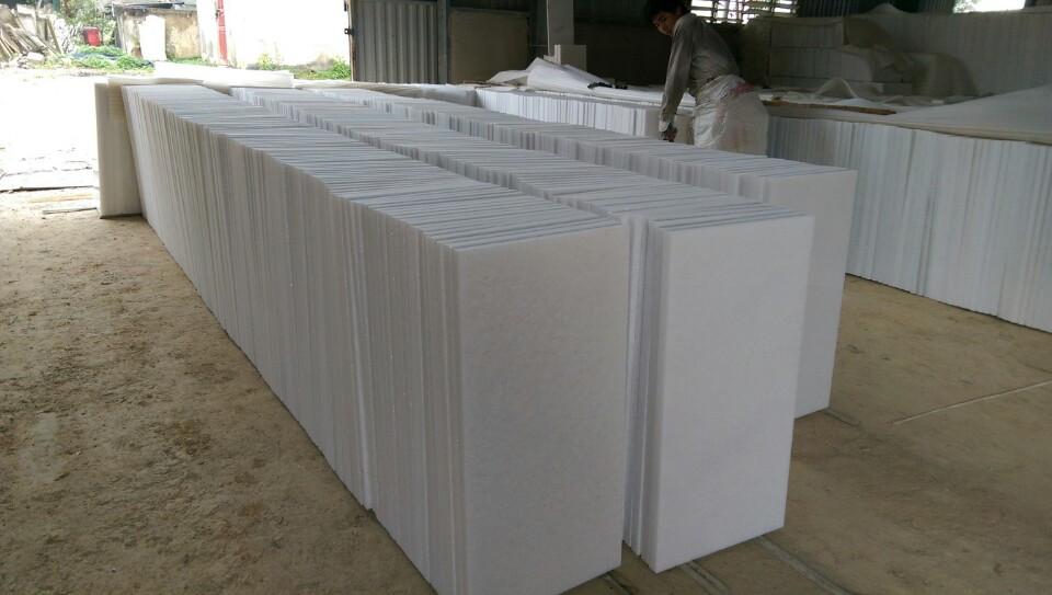 White marble 40x80