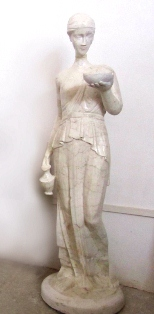 cnc statue
