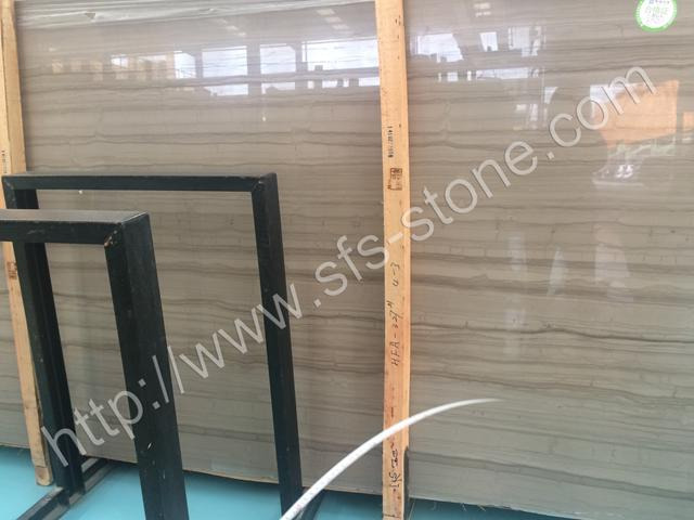 chinese Wooden brown marble Athens grey