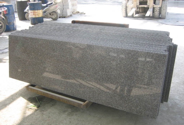 G664 Luoyuan Red Granite Slab