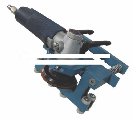 AIR POLISHING EDGE MARBLE GRANITE STONE MACHINE