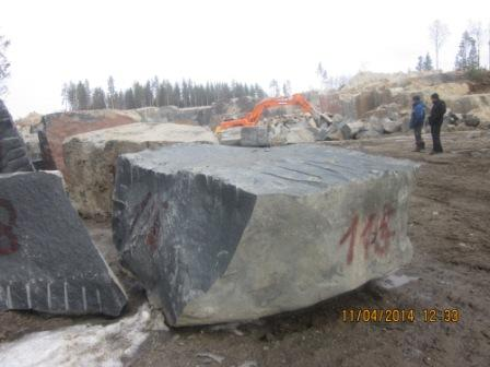 granite bloks