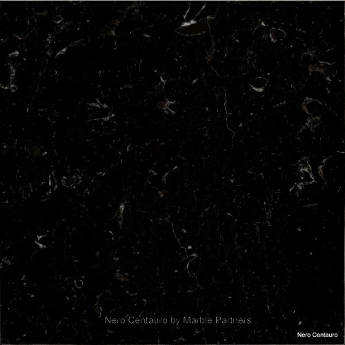 Nero Centauro Black Marble