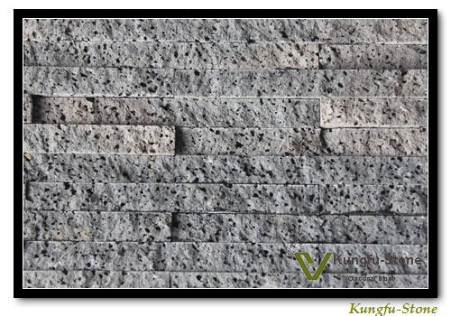 natural split lava stone