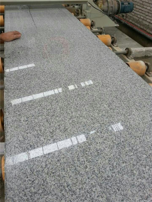 Grey Granite New G603 Small Slab Polished Surface