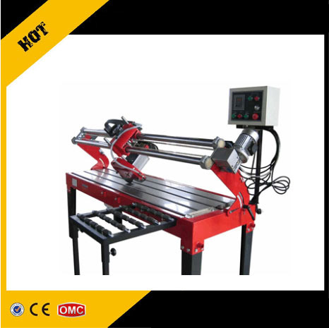 Wet saw stone cutting machine