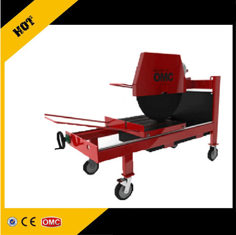 900mm Big blade Silicon carbide ceramics block cutting machine