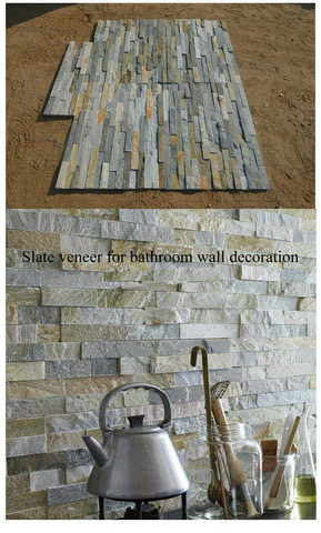 slate for your kitchen wall decoration