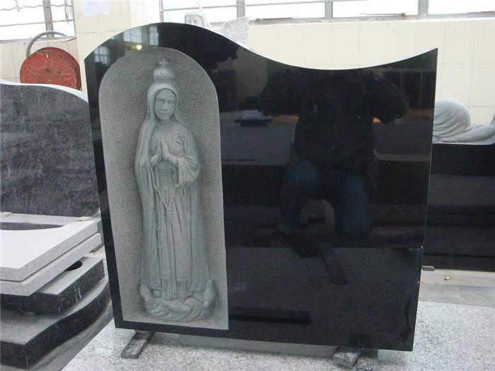 Religious granite monument granite memorials