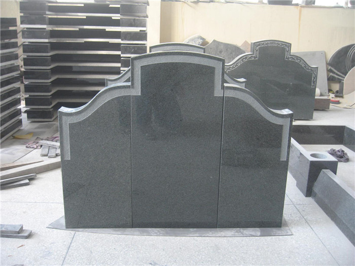 Southeast Asia style granite monument