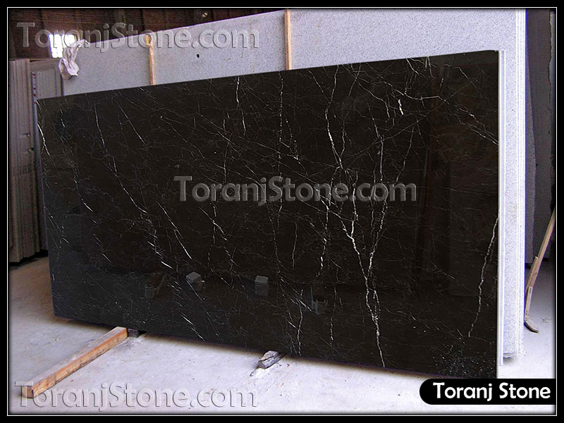 Black Marble Stone - Code M112