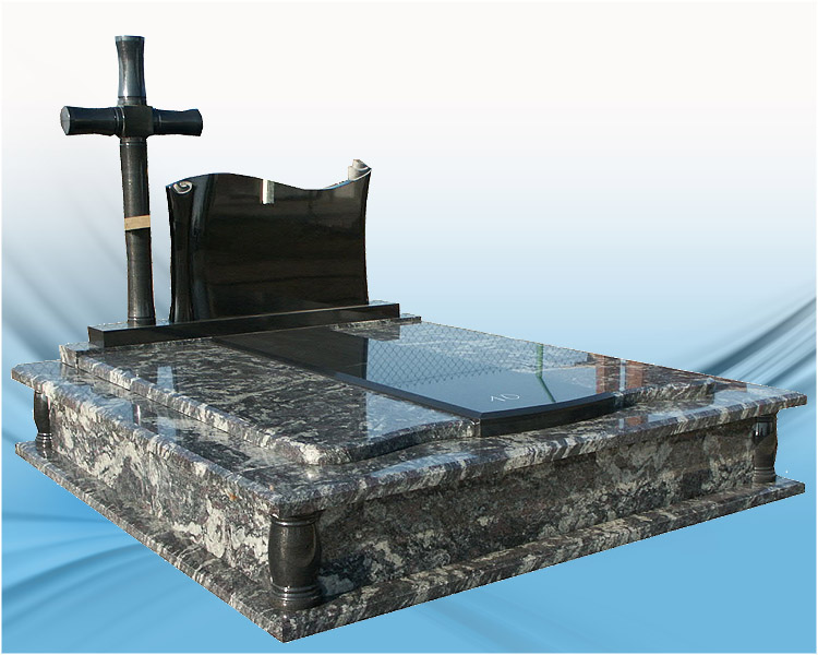 High quality granite grave makers