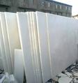 Pure White Marble Gangsaw Slab