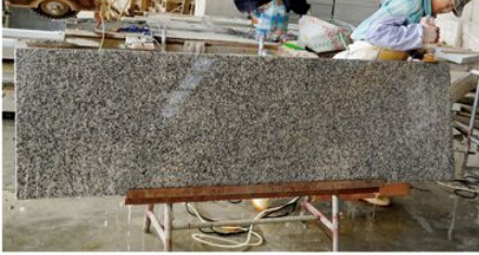 Grey Granite New Bianco Sardo G602 G603 Countertop Polished