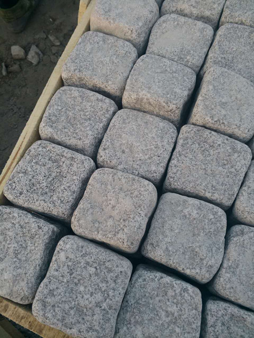 G341 Granite Cubes
