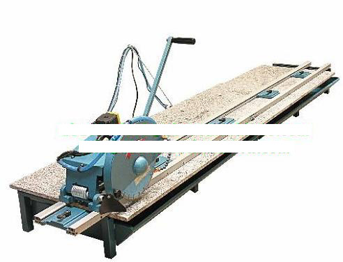 MARBLE GRANITE STONE CUTTING MACHINE - ABACO