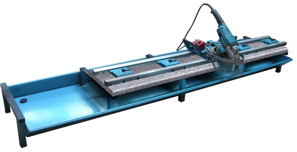 STONE RAIL SAW Stone Cutting Machine Stone Slab Cutting Machine