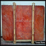 Red Travertine Stone - Code T106