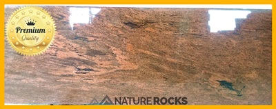 Red Multi-Colour Granite