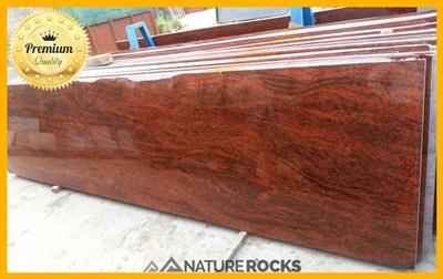Red Multi-Colour Granite
