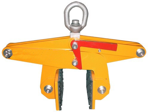 SCISSOR CLAMP AARDWOLF Lifter stone handling equipment lifter