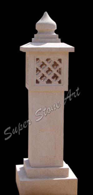 Stone Lantern, Lamp, Garden Lamp, Ourdoor Lamp