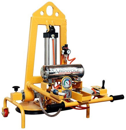 STONE VACUUM LIFTER 25 AARDWOLF glass lifting equipment