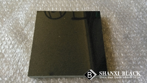 shanxi black granite with golden spots granite slabs for wholesale