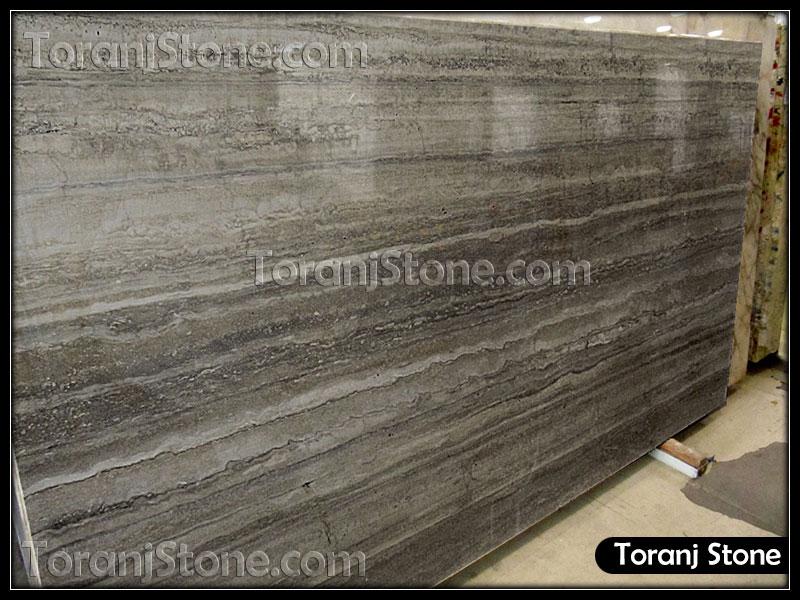 Gray Travertine Stone - Code T109