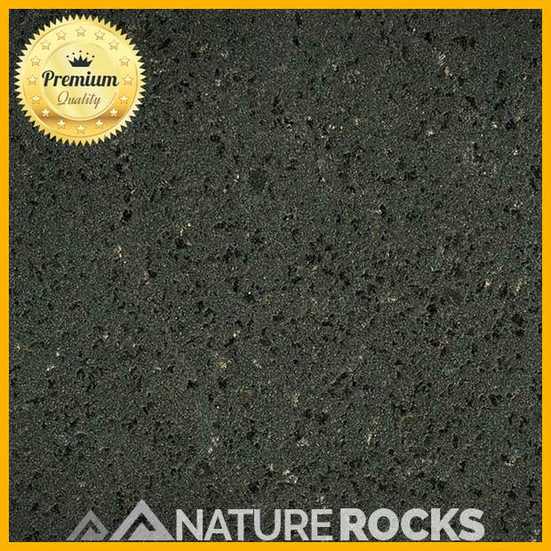 Spyke Black Granite Satin Finish