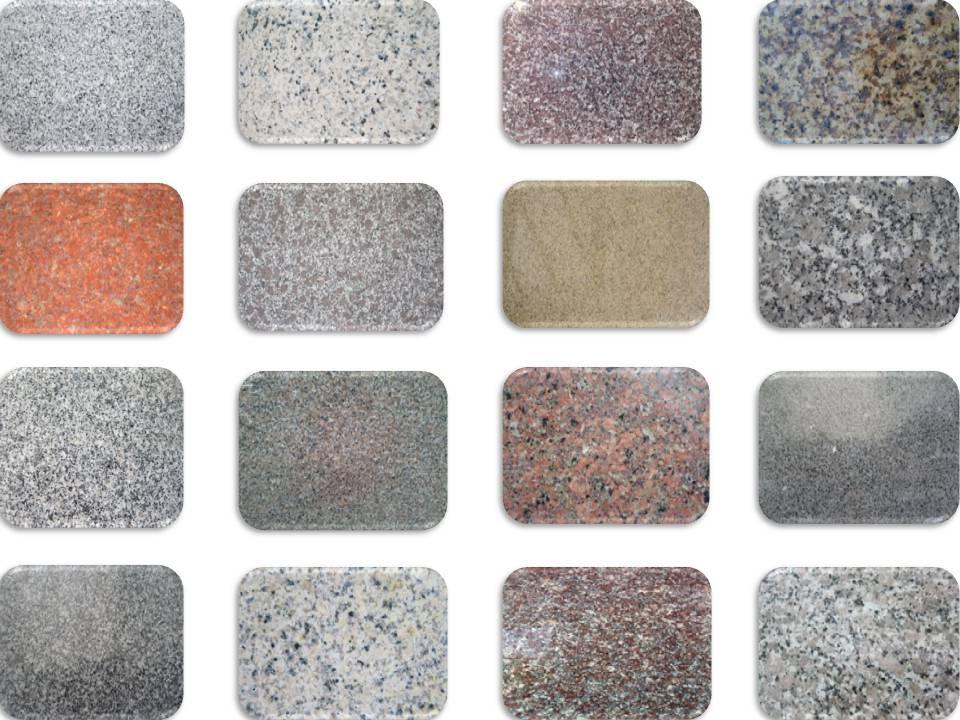 Granite Marble Basalt