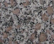 Three Coarse Grain Granite