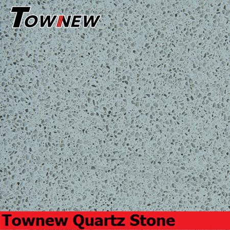 Artificial grey quartz stone