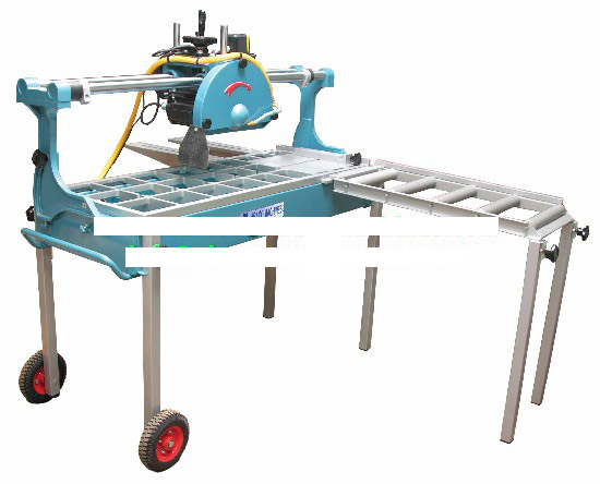 MARBLE GRANITE STONE SLAB SAW CUTTER CUTTING MACHI
