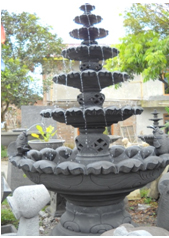 Stone Garden Water Fountains F2