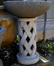 Stone Garden Pots P4
