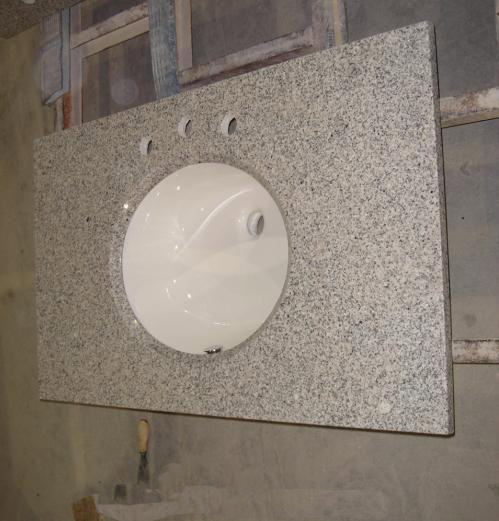 G603 Granite Vanity Tops