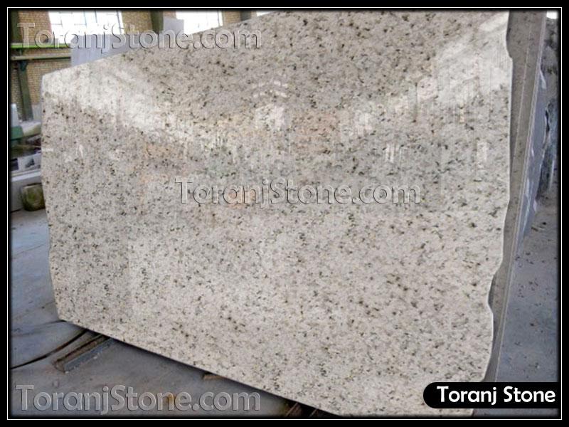 White Granite Stone - Code G113