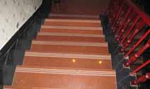 Xingxian Red Granite Stairs