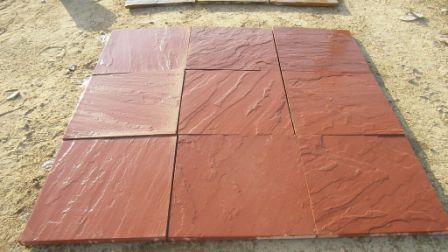 Agra Red Sandstone Tiles