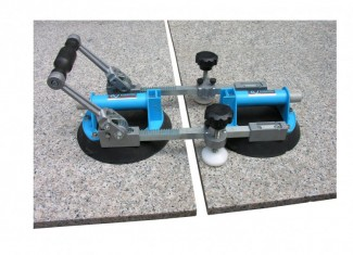STONE RATCHET SEAM SETTER M3 Stone Joining Clamp