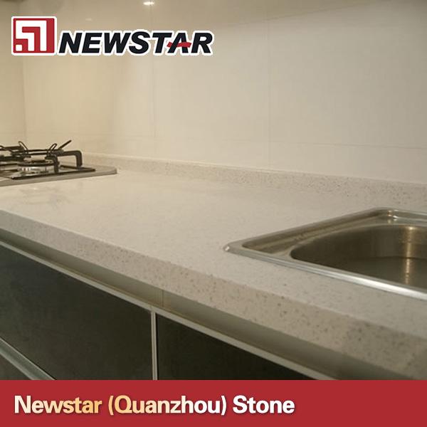 Newstar artificial quartz stone countertop