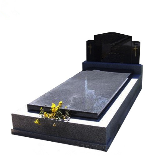High quality granite headstone