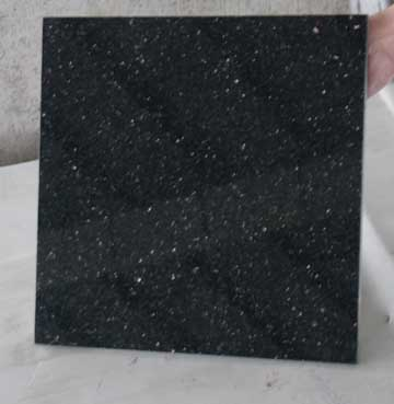 Black Galaxy Thin tiles