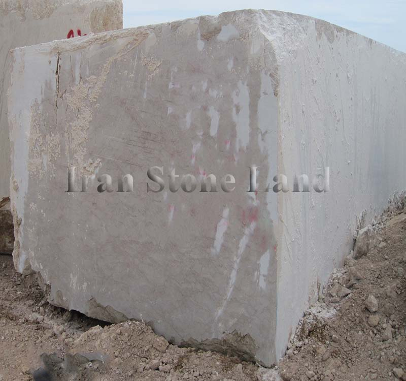 Cream Miniature Marble Block
