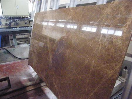 brown marble